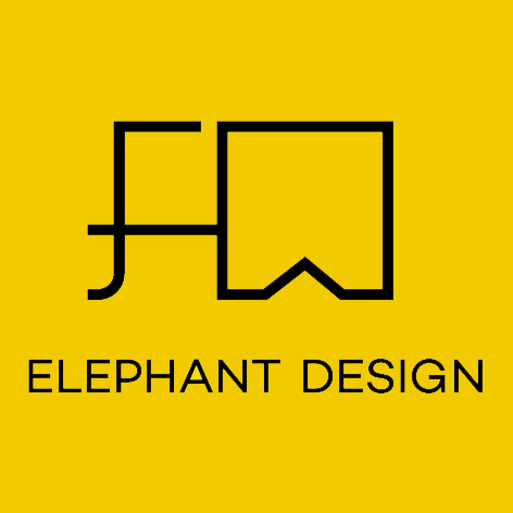 Elephant Yellow Transparent 01